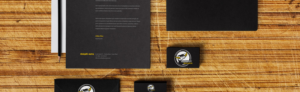 Monkey Business Branding smal