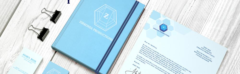 Zirkonia Production Identity Branding smal