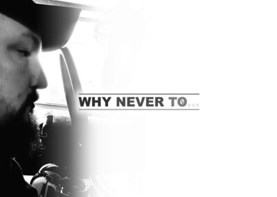 Why Never To… podcast